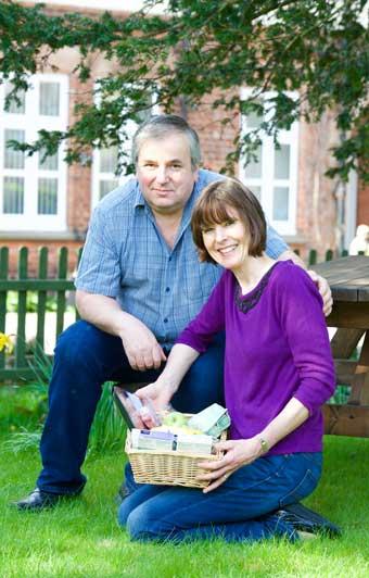 Joseph and Alison