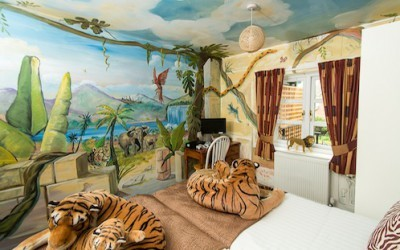 Alton Towers Themed Rooms