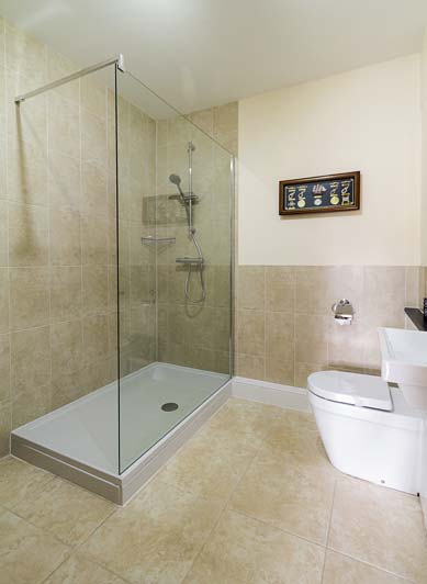 Jennifer Ensuite Shower