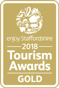 Staffordshire Gold Award 2018