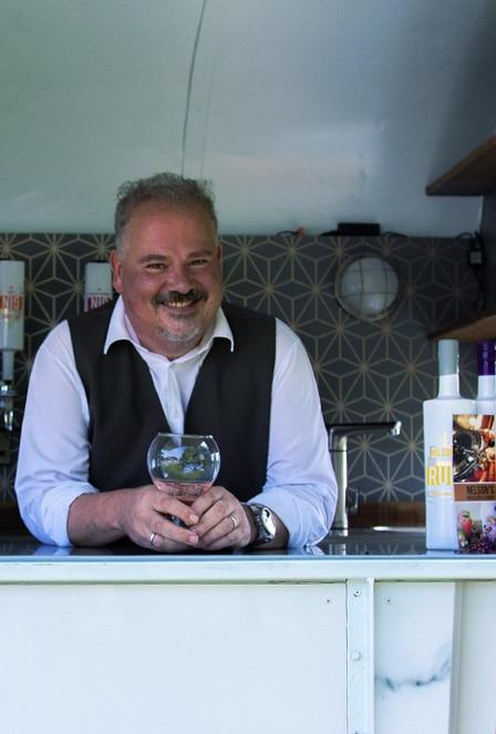 Neil Harrison - Nelsons Gin
